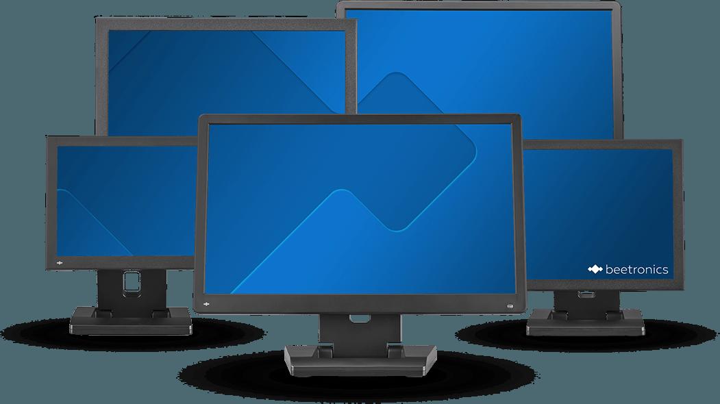 Esperti in monitor di piccole dimensioni