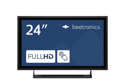 Touchscreen 24 pollici metallo