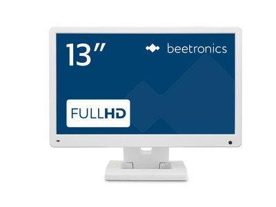 Monitor 13 pollici (bianco)