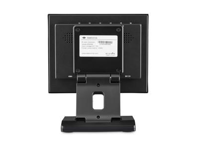 Monitor 8 pollici metallo (4:3)