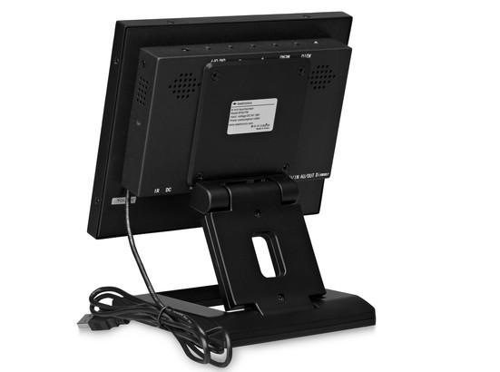 Touchscreen 8 pollici metallo (4:3)